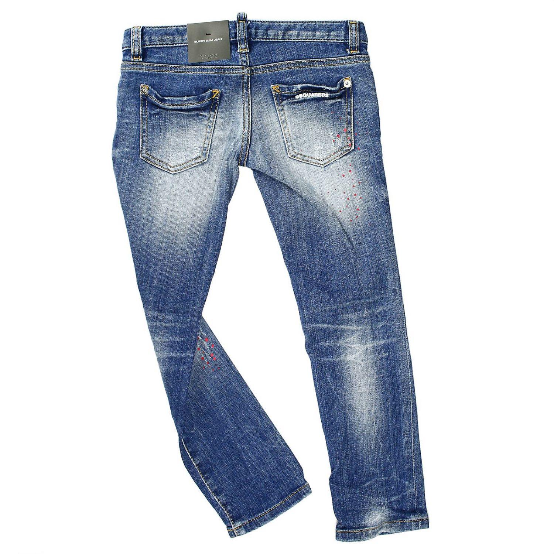 Jeans Dsquared2 Junior: Jeans Dsquared2 Junior Kids denim 2