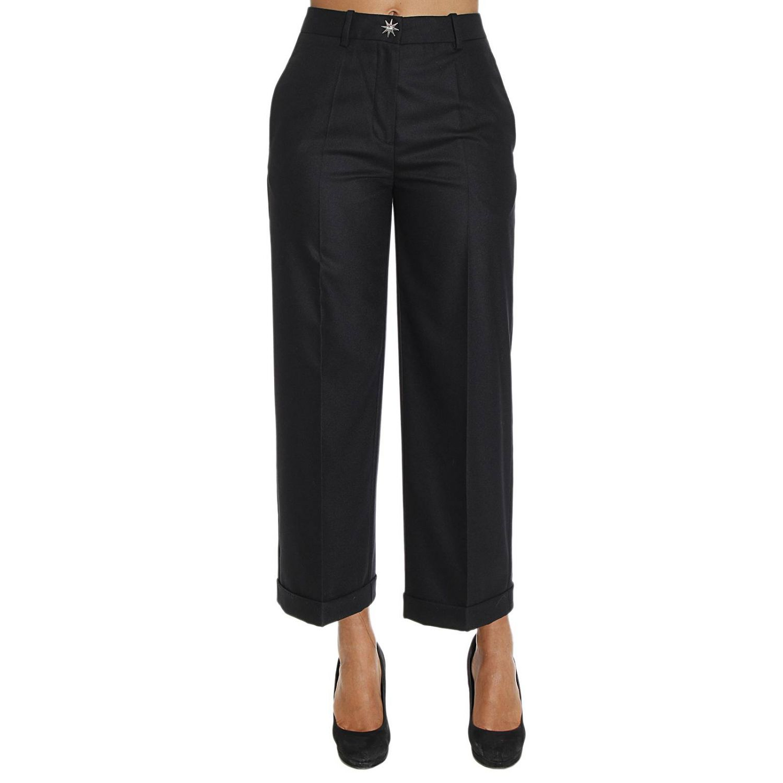 Pantalón Love Moschino: Pantalón Mujer Moschino love negro 1