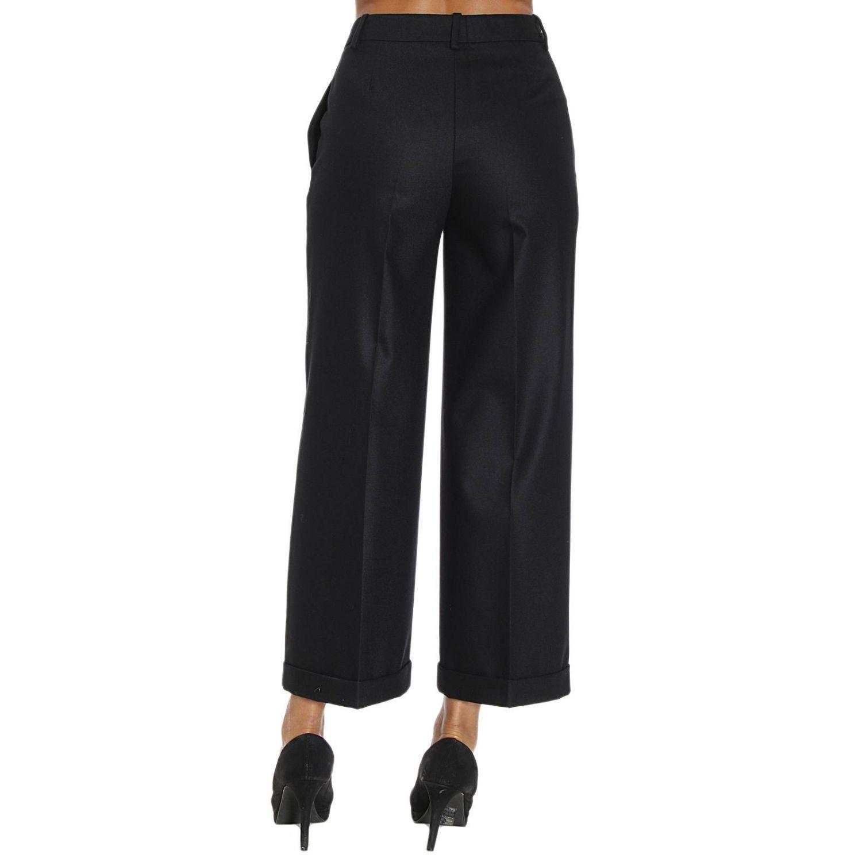 Pantalón Love Moschino: Pantalón Mujer Moschino love negro 3