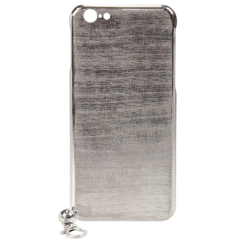 手机保护套 La Mela Luxury Cover: 手机保护套 女士 La Mela Luxury Cover 银色 1