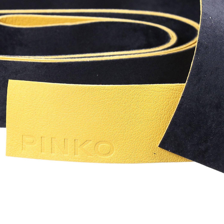 Cintura Pinko: Cintura Pinko Donna giallo 2
