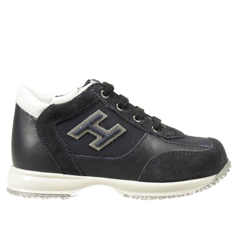 Обувь Hogan Baby: Обувь Hogan Baby Детское синий 1