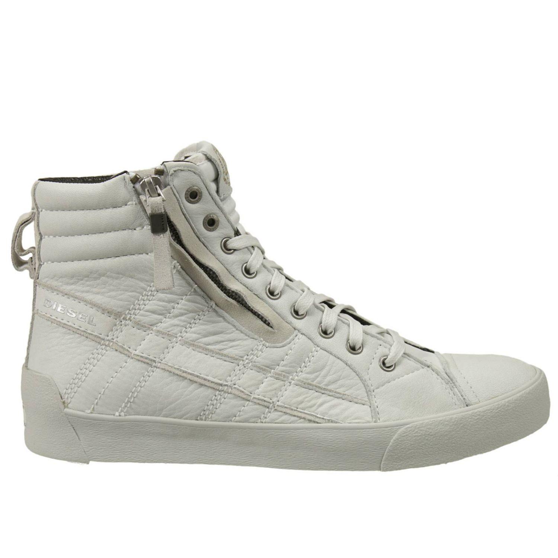 Diesel Schuhe Weiß