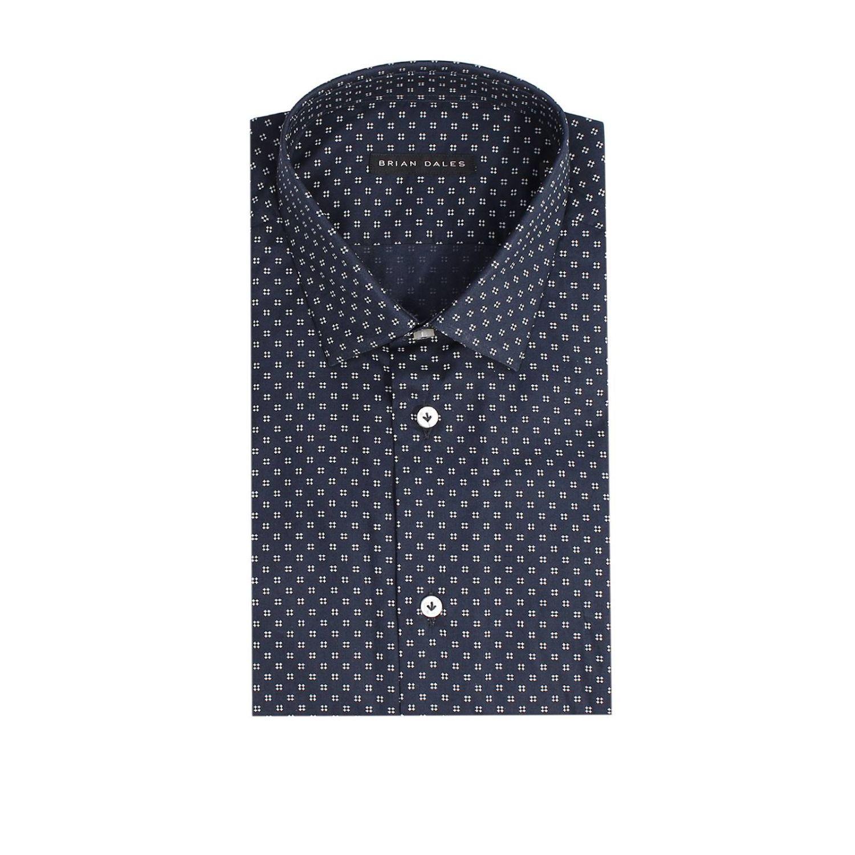 衬衫 男士 Brian Dales Camicie 黑色 1