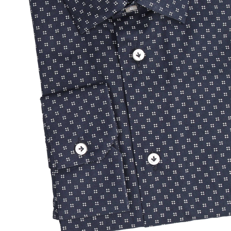 Camisa Hombre Brian Dales Camicie negro 2