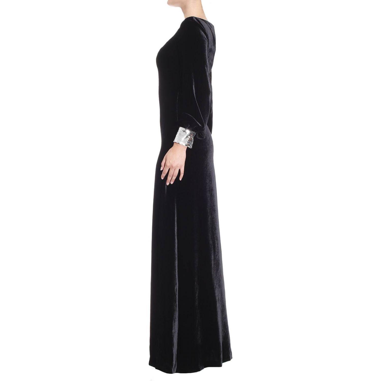 Kleid Roberto Cavalli: Kleid damen Roberto Cavalli schwarz 2