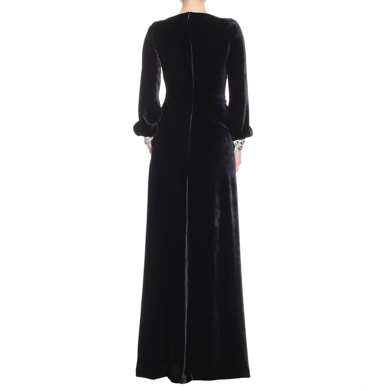 Kleid Roberto Cavalli: Kleid damen Roberto Cavalli schwarz 3