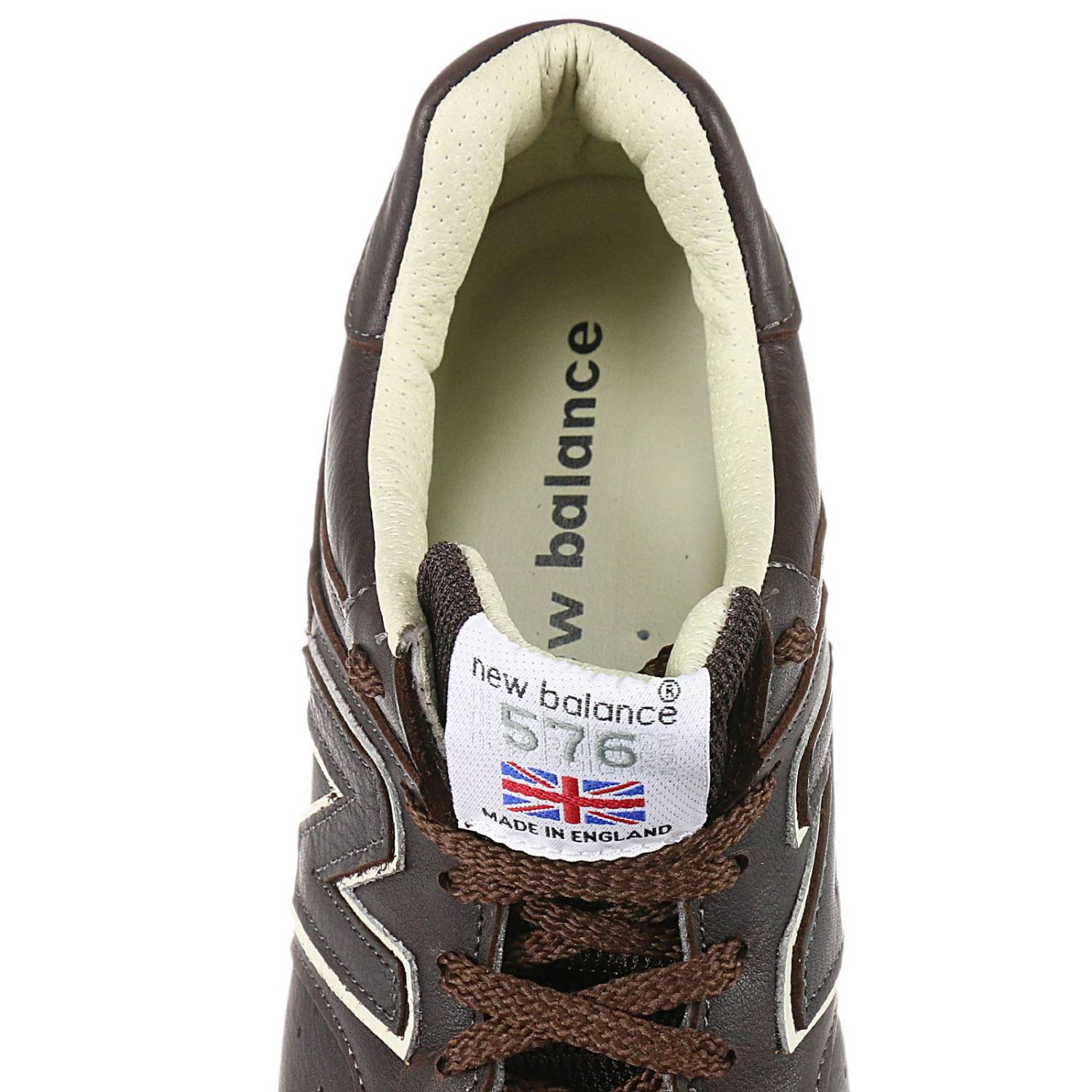 Sneakers limited edition 576 pelle made in england