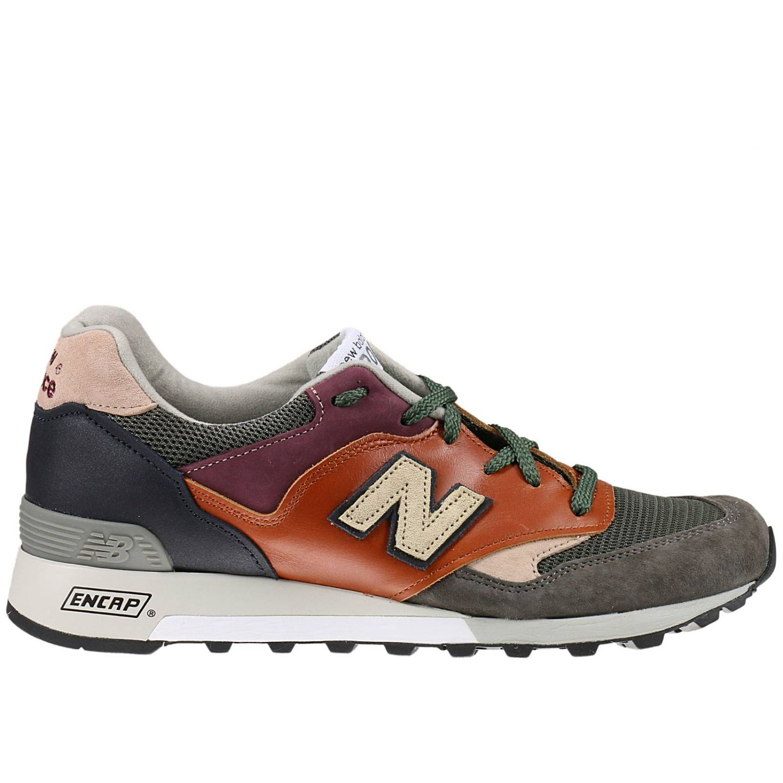 chaussure new balance homme orange