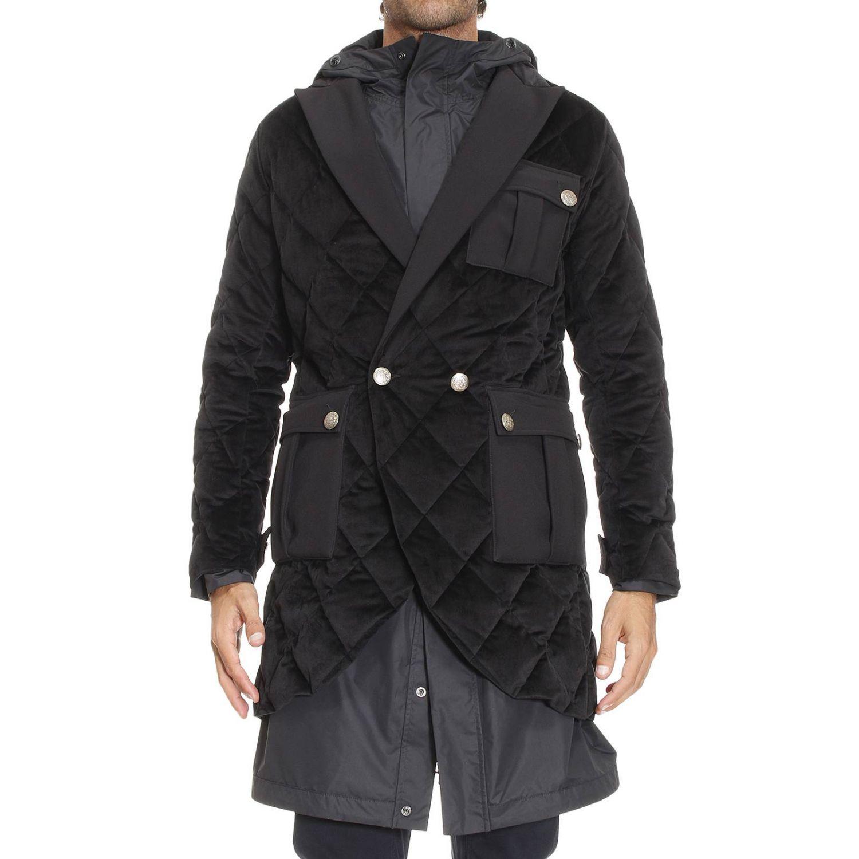 giacca uomo doppiopetto colmar