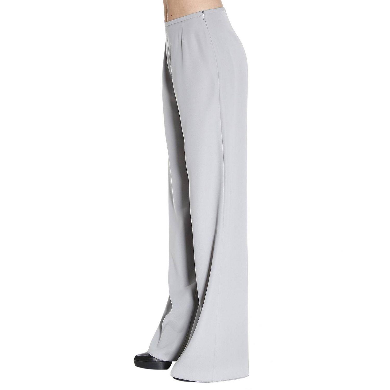 Pantalon femme Armani Collezioni gris 2