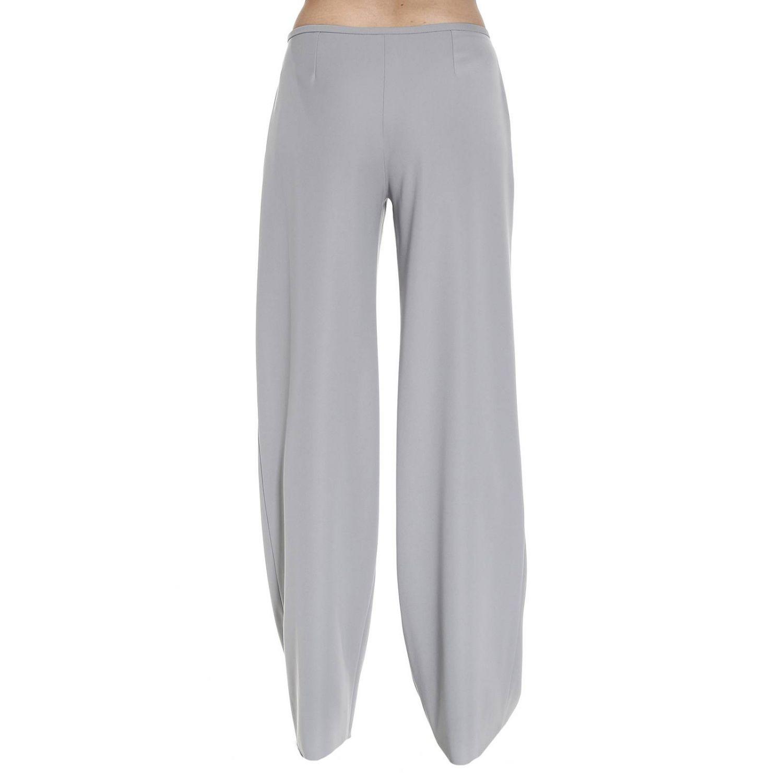 Pantalon femme Armani Collezioni gris 3