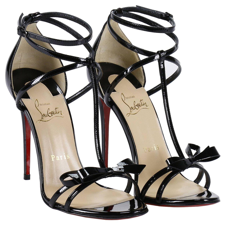 chaussure femme christian louboutin