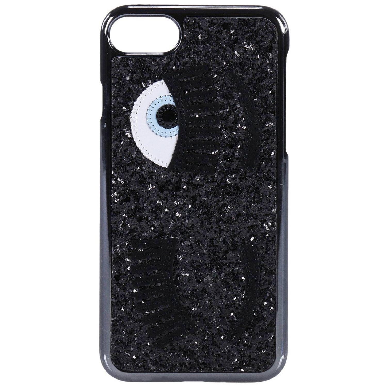 Iphone 7 glitter occhi