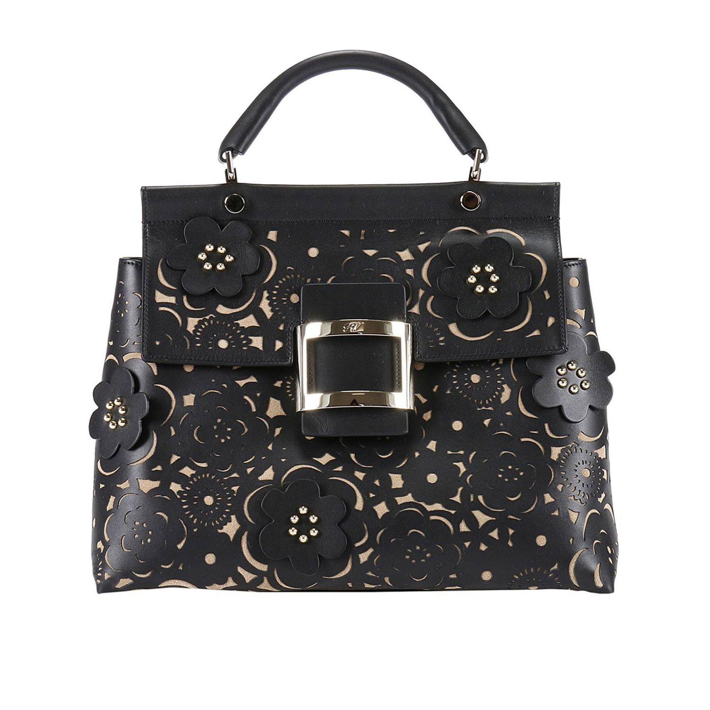 Handbag Viv 'cabas Tango Skin Guipure Handbag