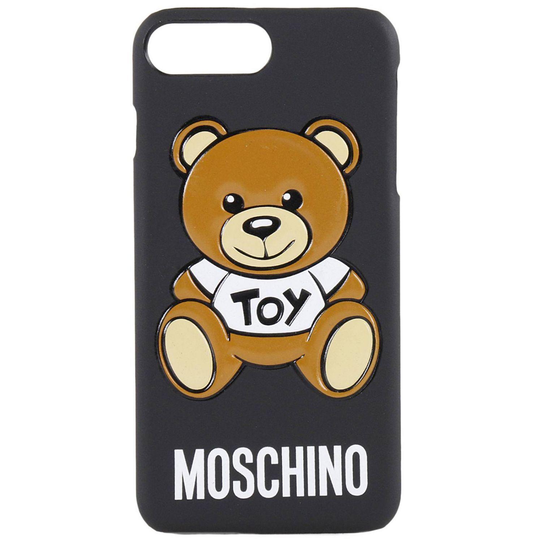 Iphone 7 plus con orsacchiotto