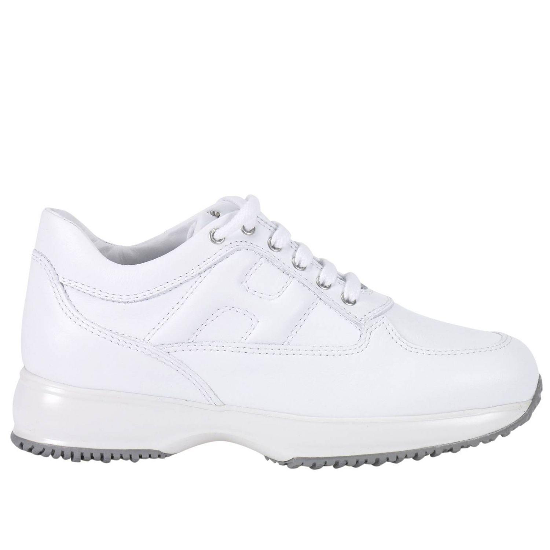Shoes kids Hogan white 1