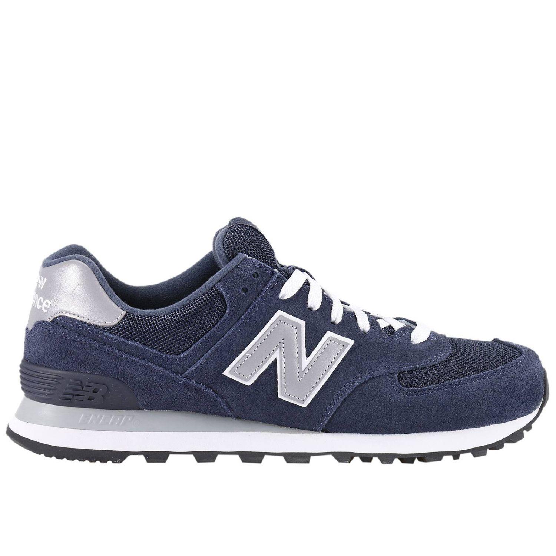 chaussure homme new balance bleu