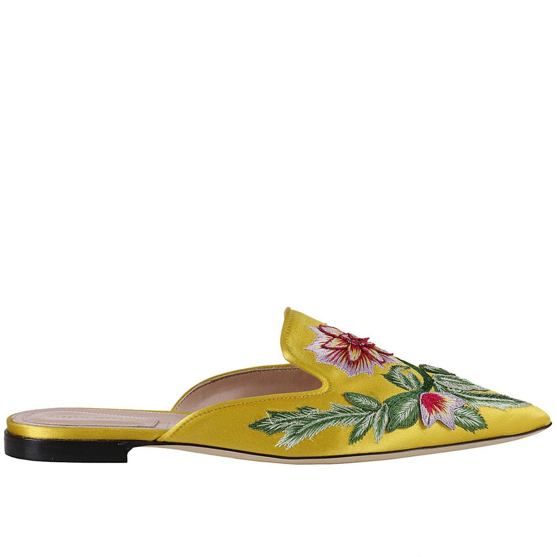 Ballet Pumps Shoes Women Alberta Ferretti 8196926