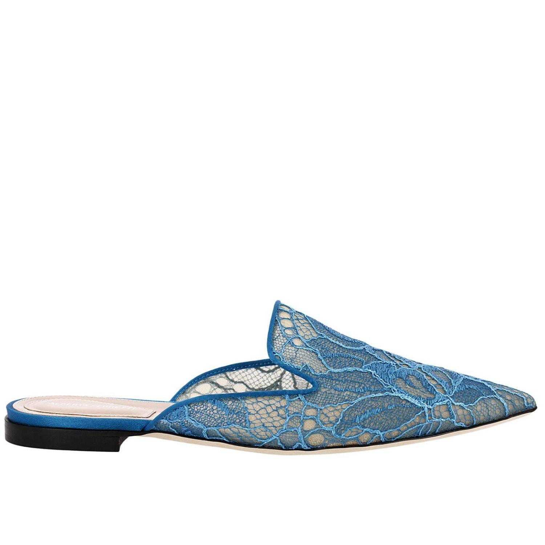 Ballet Pumps Shoes Women Alberta Ferretti 8196938