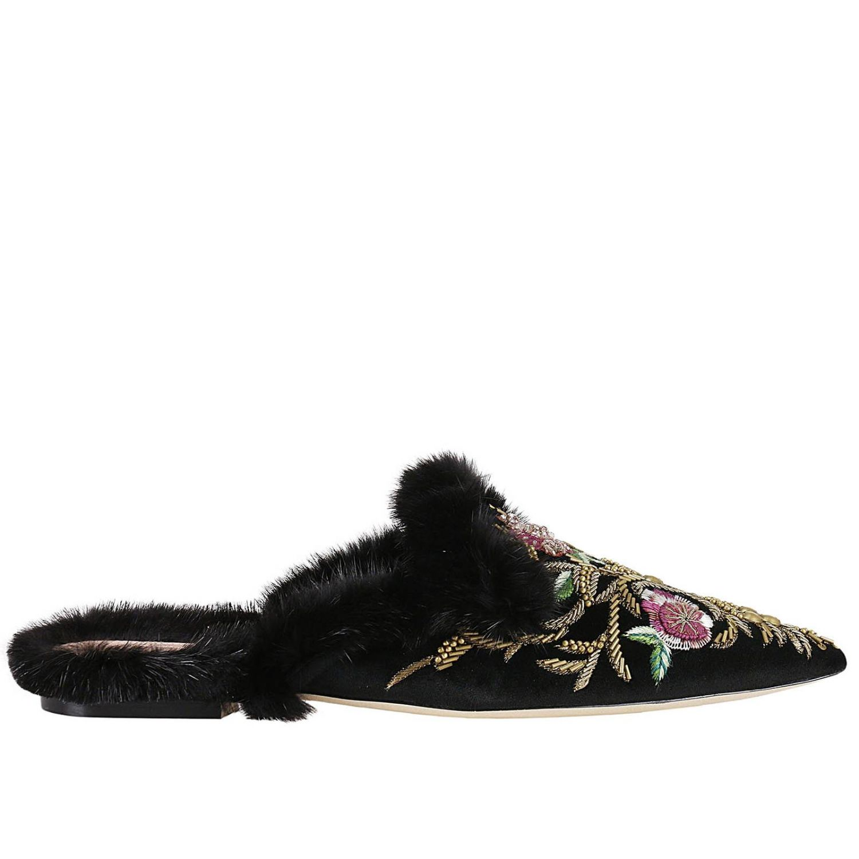 Ballet Pumps Shoes Women Alberta Ferretti 8196951