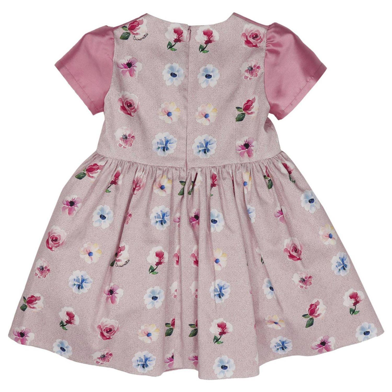 连衣裙 儿童 Simonetta Mini 粉色 2