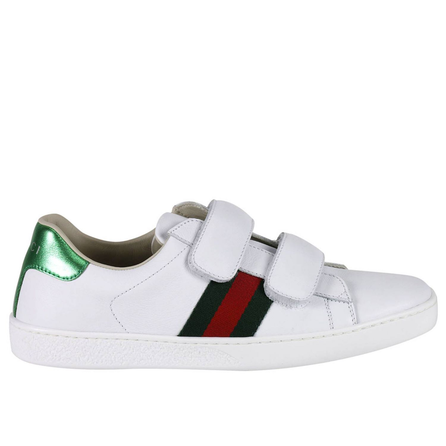 Shoes Gucci 455496 CPWP0 Giglio EN