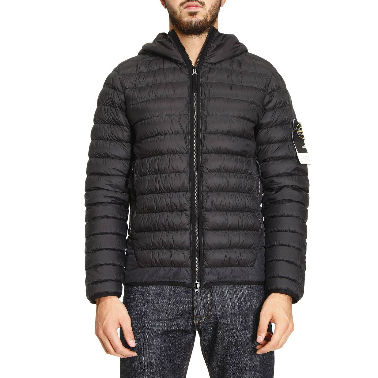 for whole family best quality on sale Jacket Stone Island Men | Jacket Men Stone Island 40124 Giglio EN