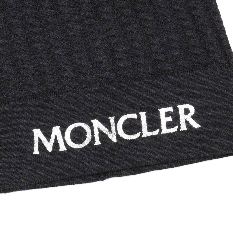 女孩帽子 儿童 Moncler 灰色 2