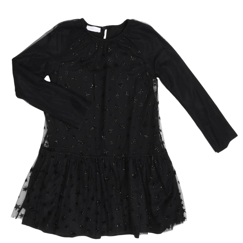Dress kids Pinko black 1