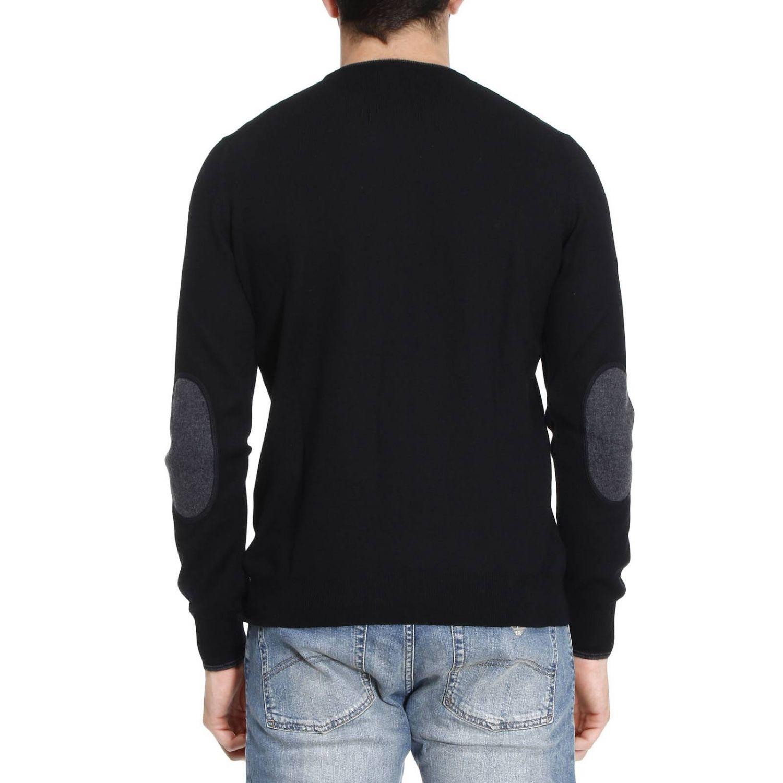 Pullover herren Fay schwarz 3