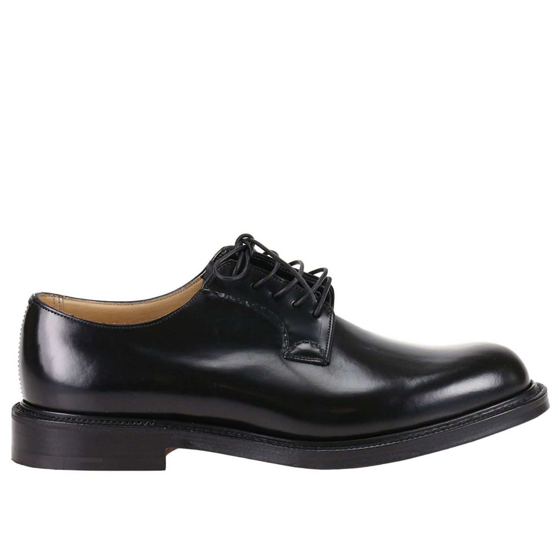 Shoes men Church's black 1
