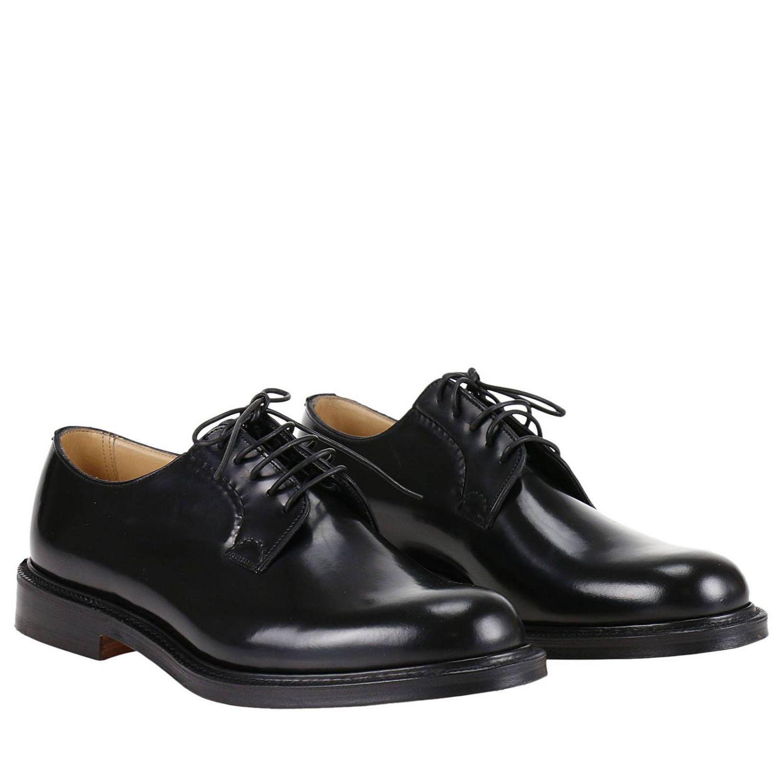 Shoes men Church's black 2