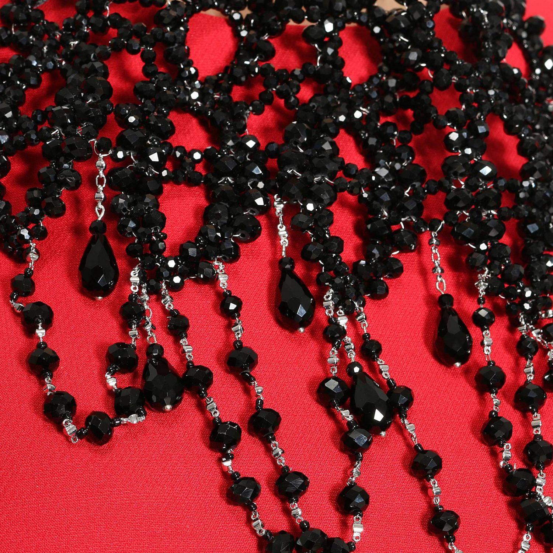 Jewel Night Market: Jewel women Night Market black 2