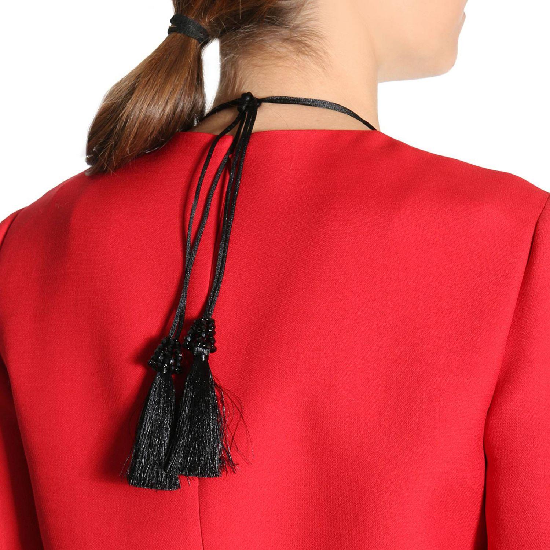 Gioielli Night Market: Collana Deco a girocollo con micro perline nero 3