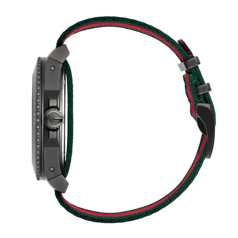 Orologio Le Marché des Merveilles cassa 38mm motivo Web Ape verde 3