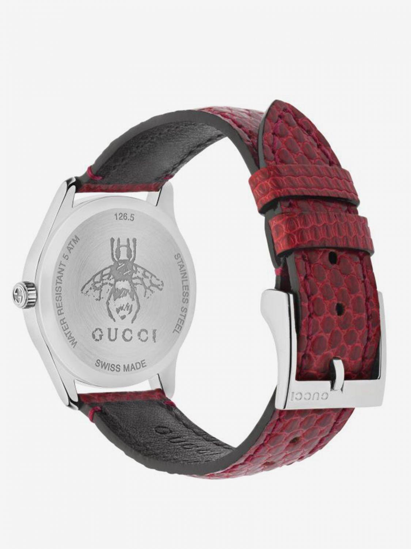 Watch Gucci: Watch men Gucci red 2