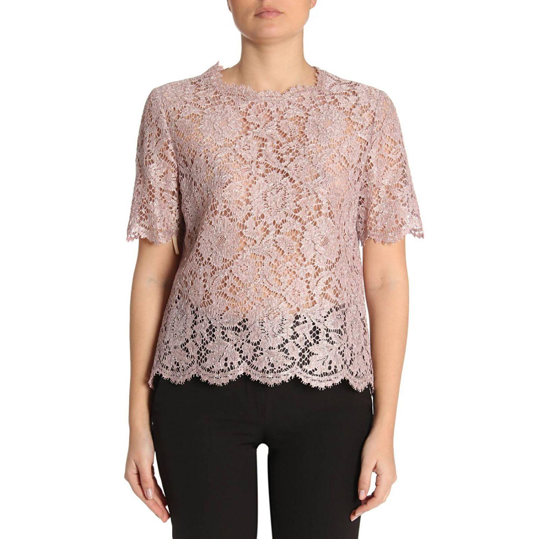 Блузка Женское Valentino розовый 1