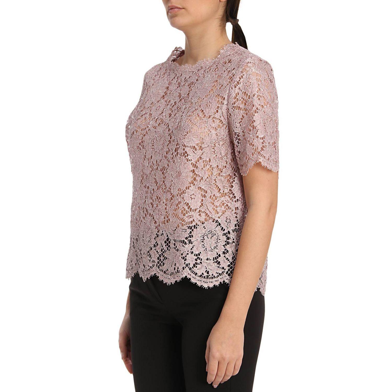 Блузка Женское Valentino розовый 2