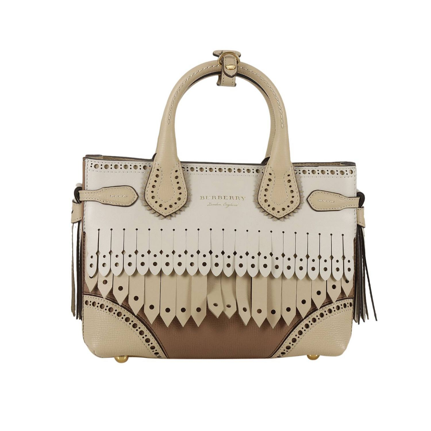 Handbag Shoulder Bag Women Burberry 8288639