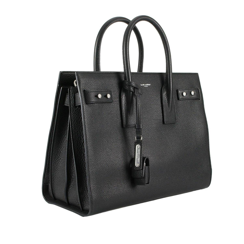 Наплечная сумка Женское Saint Laurent черный 2