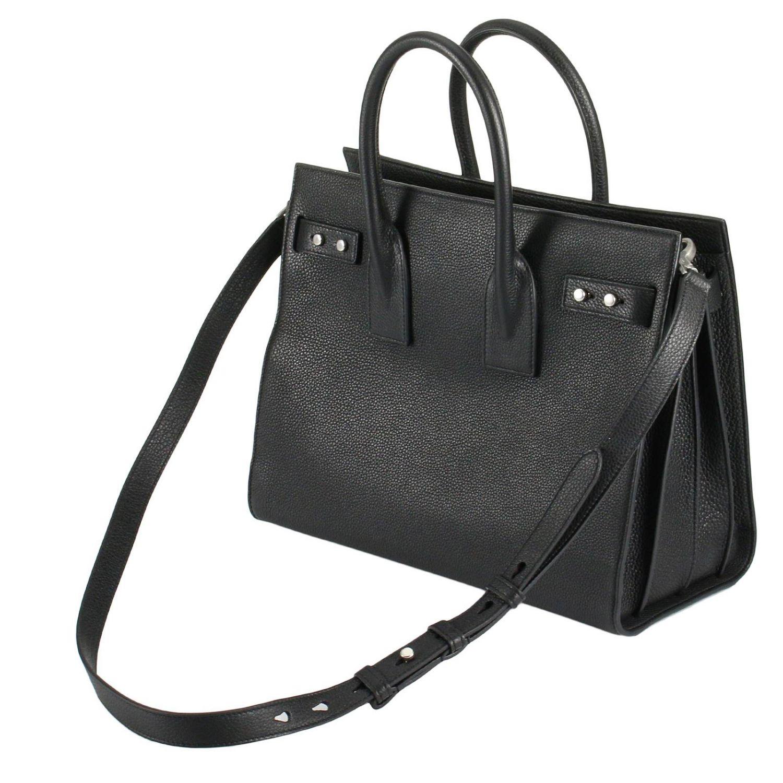 Наплечная сумка Женское Saint Laurent черный 3