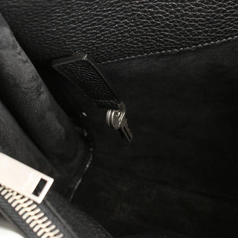 Наплечная сумка Женское Saint Laurent черный 5