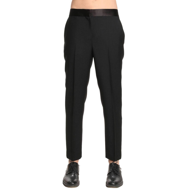 裤子 Bottega Veneta: 裤子 女士 Bottega Veneta 黑色 1