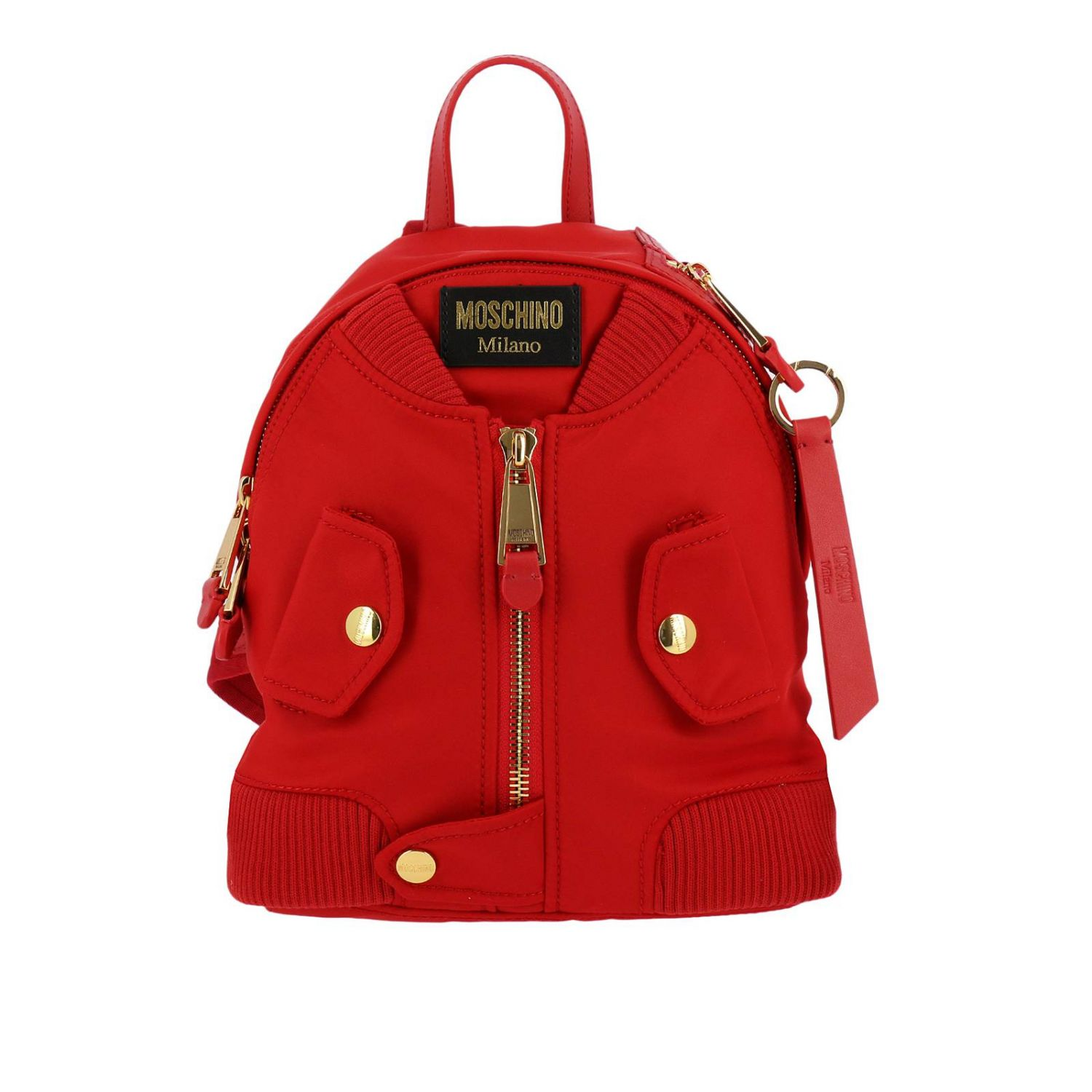 Backpack Shoulder Bag Women Moschino Couture 8292254