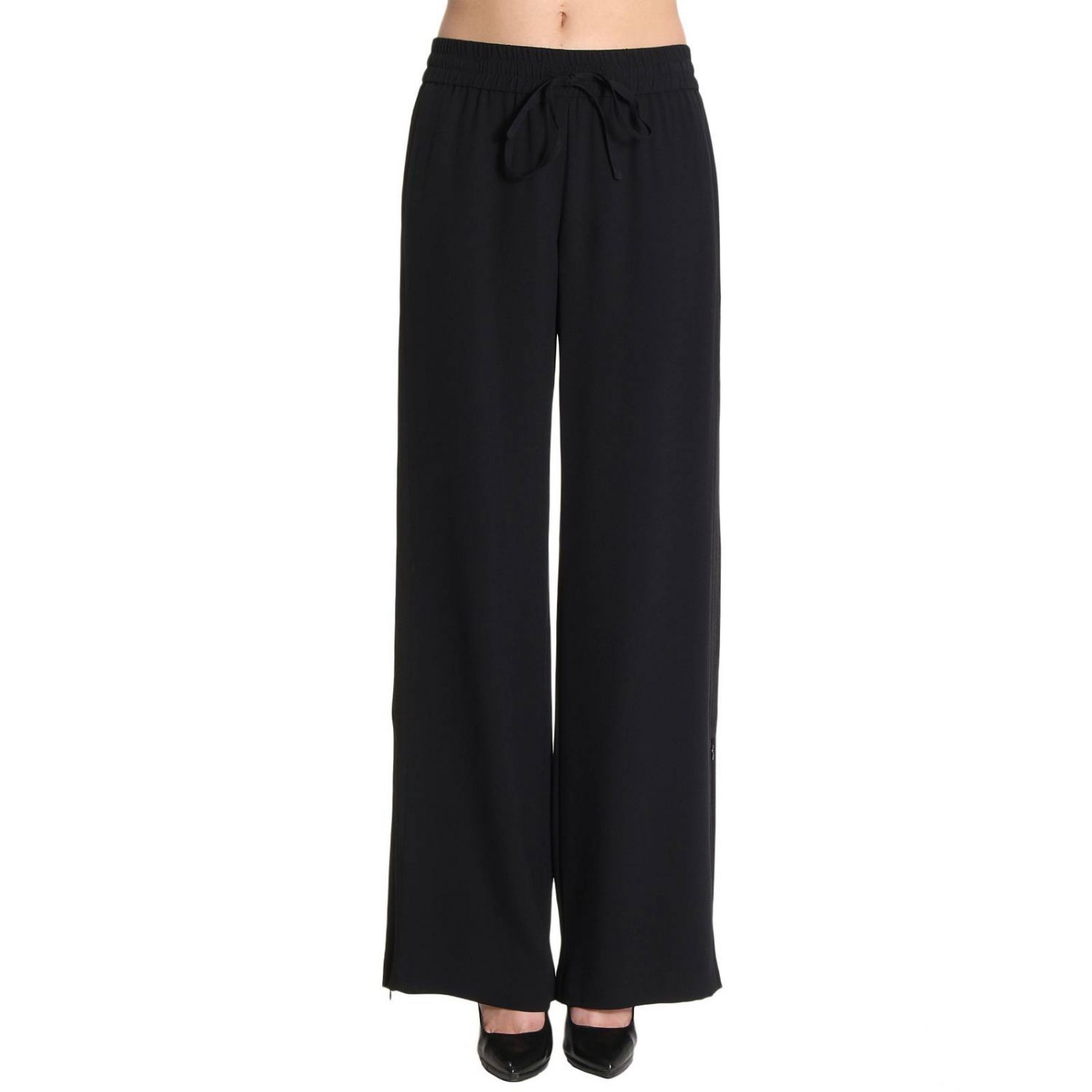 Trousers women Red Valentino black 1