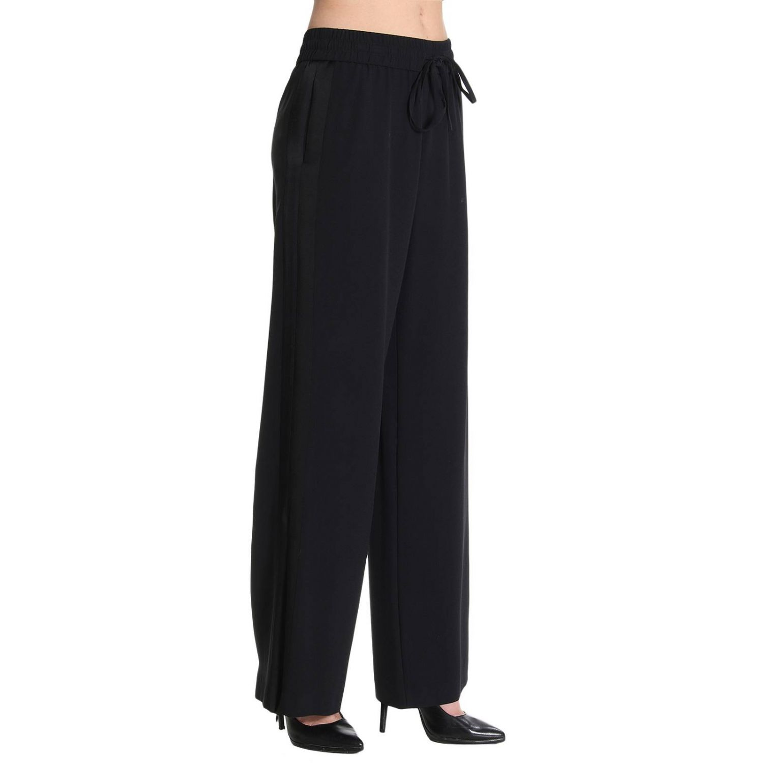 Trousers women Red Valentino black 2