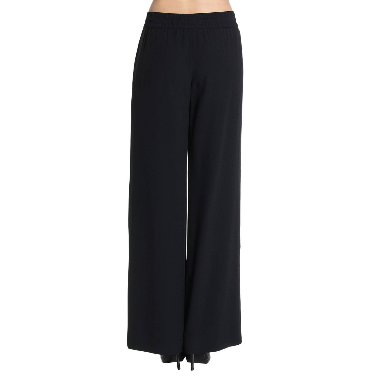Trousers women Red Valentino black 3