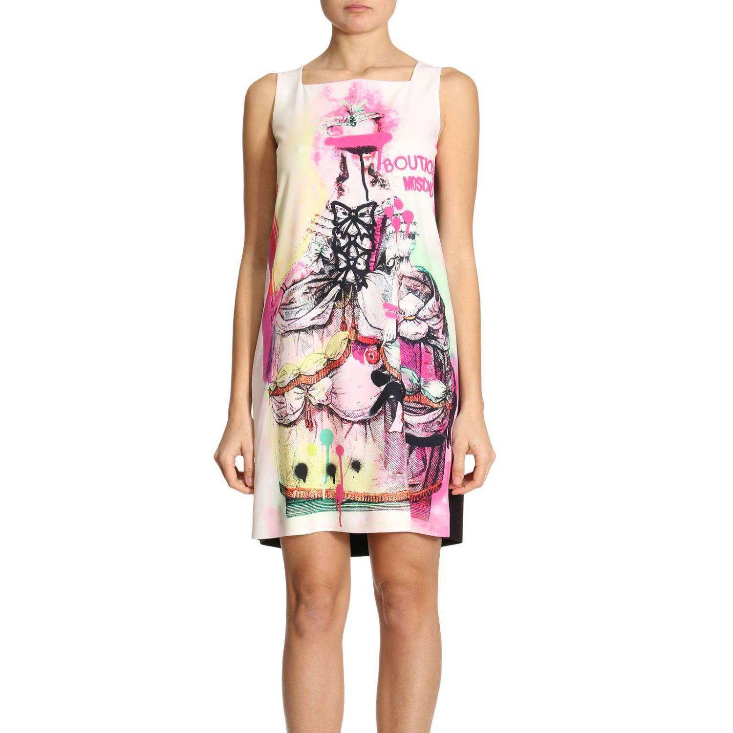 Dress Dress Women Boutique Moschino 8293862