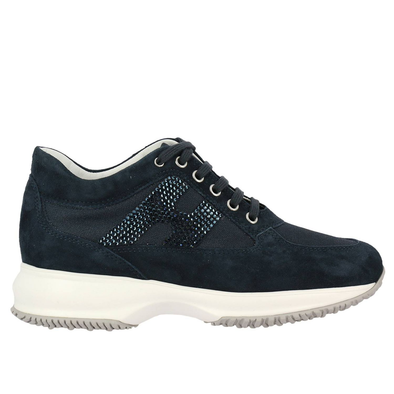 Shoes women Hogan blue 1